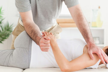Extremity Manipulation Therapy
